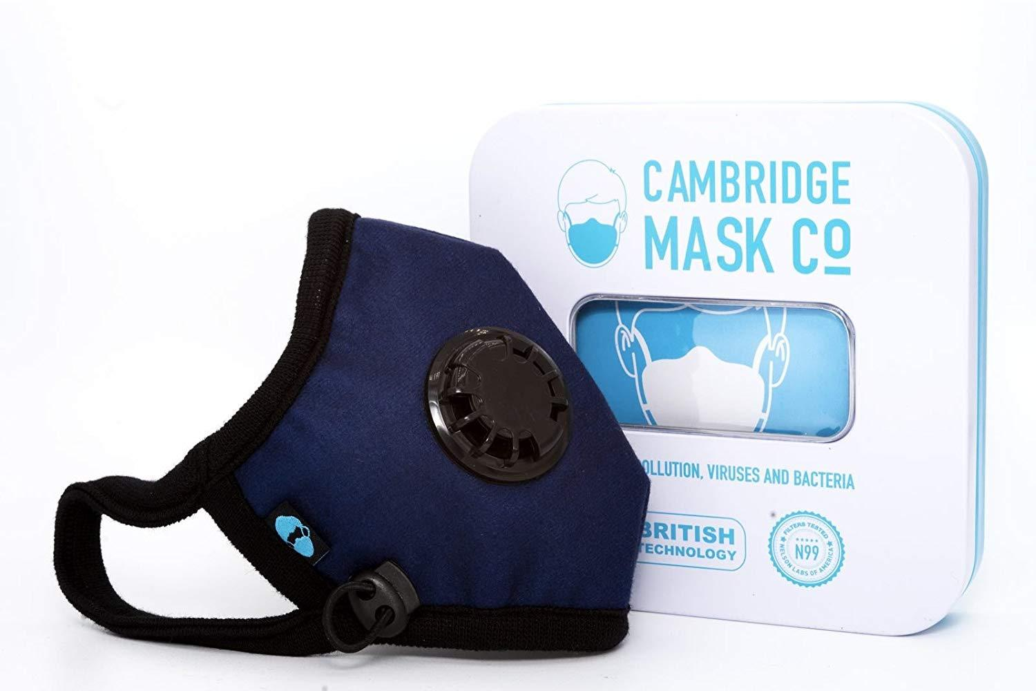 Image result for Cambridge mask